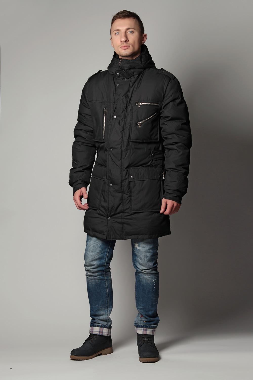 Комментарий: Пуховик мужской длинный - комфортная защита от холода. . . Качественный пуховик способен удерживать