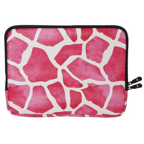 """Купить товар Чехол для ноутбука  """"Жираф """" (розовый) Kawaii Factory 88-pink за 1 050 руб. c доставкой или самовывозом."""