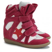 Кеды на танкетке  Sneakers Red Star, Isabel Marant вид:1