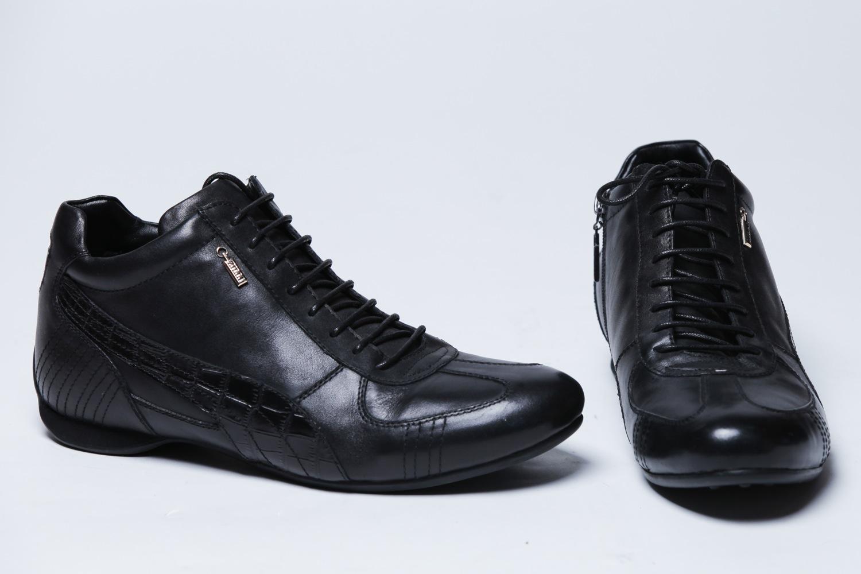 Мужские ботинки угги UGG на шнурках