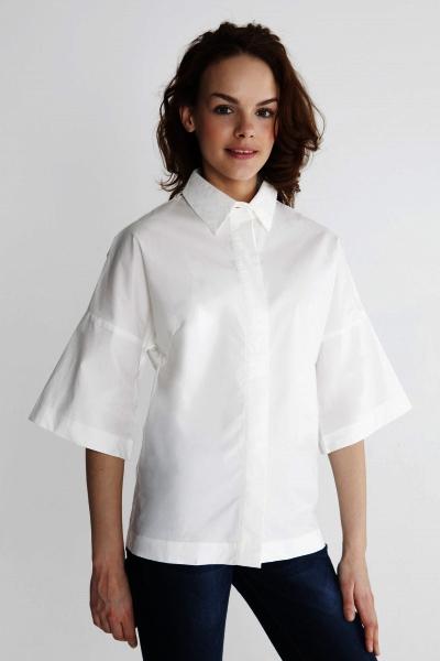 Купить Белую Блузку Женскую