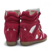 Кеды на танкетке  Sneakers Red Star, Isabel Marant вид:2