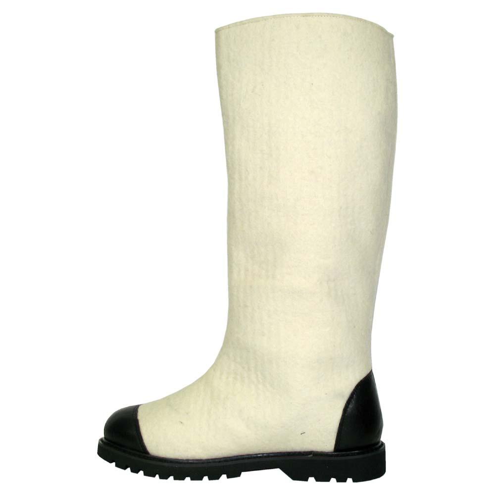 f0a0916c7e48 Валенки белые высокие Osmonds Love в Интернет-магазине Оденься.ру ...
