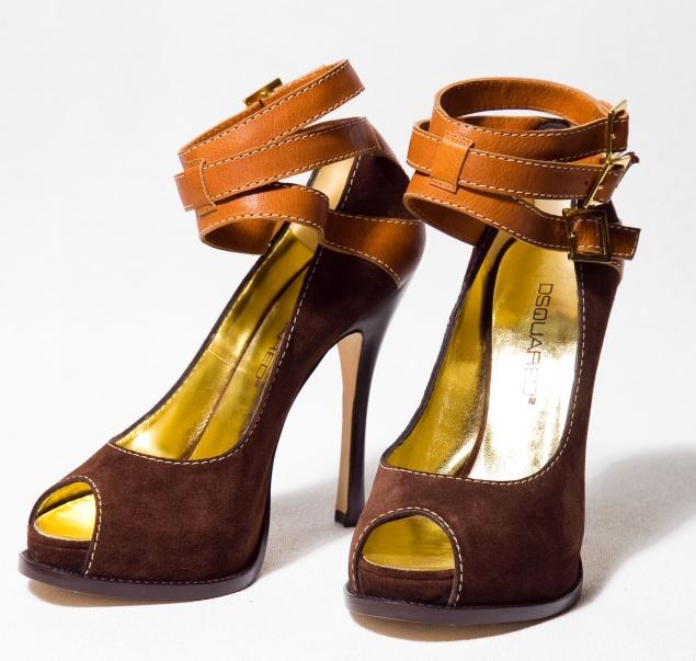 Купить Коричневые Замшевые Туфли