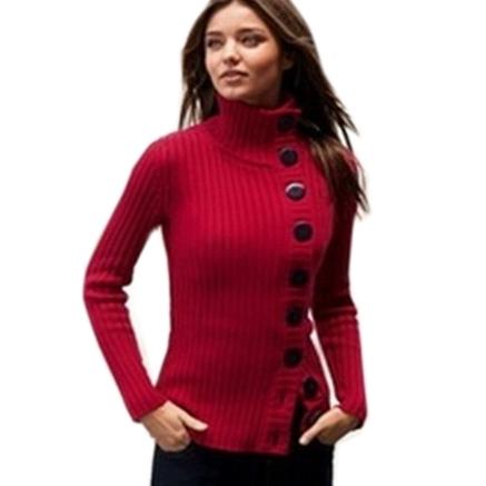 Описание: как связать модный свитер на пуговицах для малыша.
