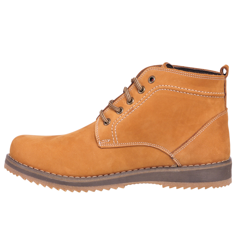 Мужские зимние ботинки фото | Галерея обуви