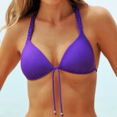 Купить Seafolly Shimmer Macrame Fixed Moulded Tri (верх) Seafolly