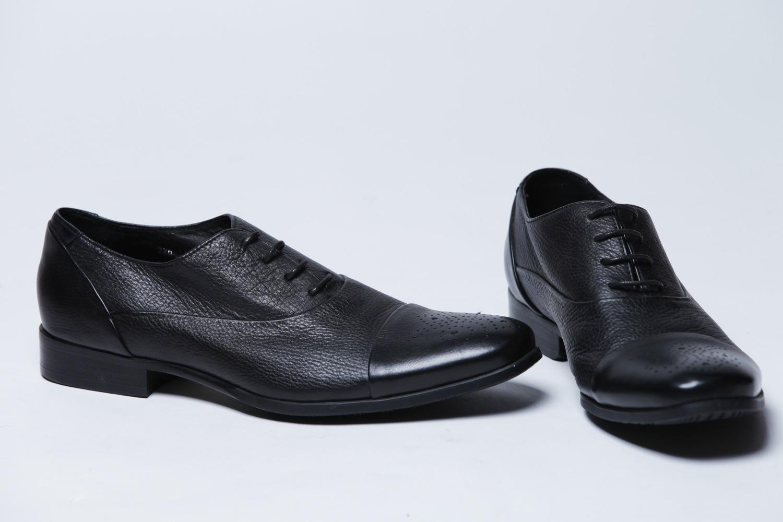 Купить ботинки мужские черные в интернет магазине