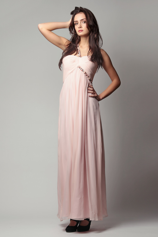 Розовое платье в тюмени