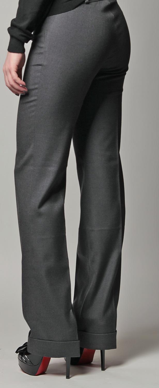 Серые брюки с доставкой