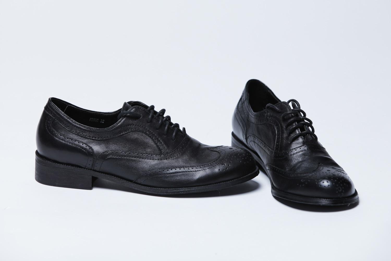 Обувь на шнурках - Женский журнал InFlora ru